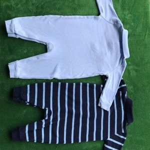 Ralph Lauren One Pieces - Ralph Lauren long sleeve rompers
